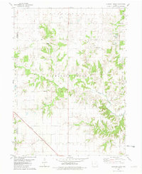 Download a high-resolution, GPS-compatible USGS topo map for Pleasant Grove, IA (1981 edition)
