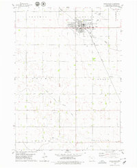 Download a high-resolution, GPS-compatible USGS topo map for Pocahontas, IA (1979 edition)