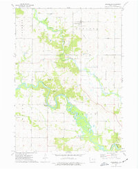 Download a high-resolution, GPS-compatible USGS topo map for Prairieburg, IA (1977 edition)