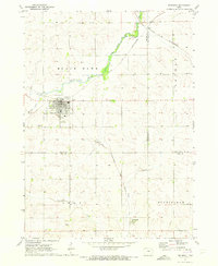 Download a high-resolution, GPS-compatible USGS topo map for Reinbeck, IA (1973 edition)