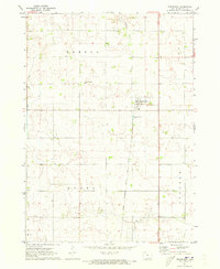 Download a high-resolution, GPS-compatible USGS topo map for Rembrandt, IA (1973 edition)