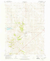 Download a high-resolution, GPS-compatible USGS topo map for Rhodes, IA (1978 edition)