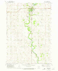 Download a high-resolution, GPS-compatible USGS topo map for Riceville, IA (1974 edition)