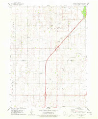 Download a high-resolution, GPS-compatible USGS topo map for Sheldon Creek, IA (1979 edition)