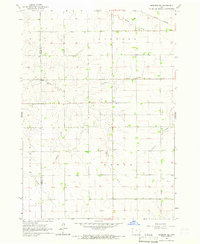 Download a high-resolution, GPS-compatible USGS topo map for Sheldon SE, IA (1965 edition)