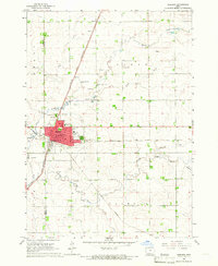 Download a high-resolution, GPS-compatible USGS topo map for Sheldon, IA (1965 edition)