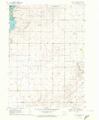 Download a high-resolution, GPS-compatible USGS topo map for Spirit Lake SE, IA (1972 edition)