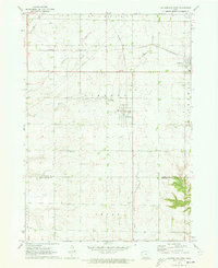 Download a high-resolution, GPS-compatible USGS topo map for Sutherland West, IA (1973 edition)