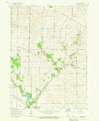 Download a high-resolution, GPS-compatible USGS topo map for Thorpe, IA (1966 edition)