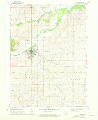 Download a high-resolution, GPS-compatible USGS topo map for Traer, IA (1973 edition)