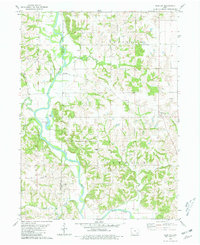 Download a high-resolution, GPS-compatible USGS topo map for Trenton, IA (1981 edition)