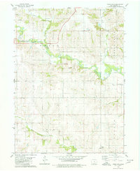 Download a high-resolution, GPS-compatible USGS topo map for Union Mills, IA (1980 edition)