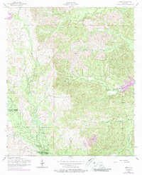 Download a high-resolution, GPS-compatible USGS topo map for Jericho, LA (1986 edition)
