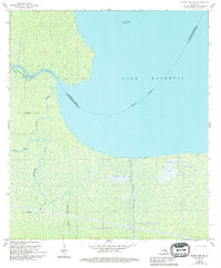 Download a high-resolution, GPS-compatible USGS topo map for Mount Airy NE, LA (1994 edition)