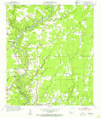 Download a high-resolution, GPS-compatible USGS topo map for Watson, LA (1955 edition)
