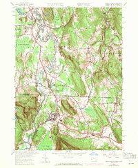 Download a high-resolution, GPS-compatible USGS topo map for Ashley Falls, MA (1971 edition)