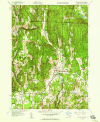 Download a high-resolution, GPS-compatible USGS topo map for Bernardston, MA (1958 edition)