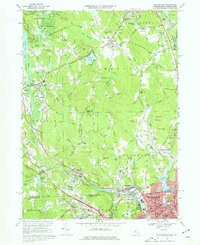 Download a high-resolution, GPS-compatible USGS topo map for Blackstone, MA (1977 edition)