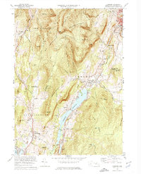Download a high-resolution, GPS-compatible USGS topo map for Cheshire, MA (1975 edition)