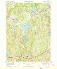 Download a high-resolution, GPS-compatible USGS topo map for East Brookfield, MA (1972 edition)