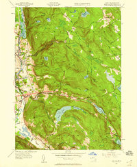 Download a high-resolution, GPS-compatible USGS topo map for East Lee, MA (1956 edition)