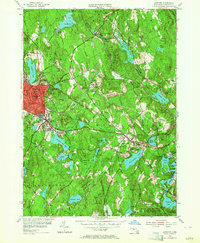 Download a high-resolution, GPS-compatible USGS topo map for Gardner, MA (1964 edition)
