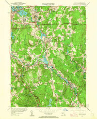 Download a high-resolution, GPS-compatible USGS topo map for Grafton, MA (1958 edition)