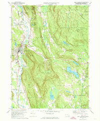 Download a high-resolution, GPS-compatible USGS topo map for Great Barrington, MA (1974 edition)