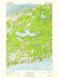 Download a high-resolution, GPS-compatible USGS topo map for Harwich, MA (1964 edition)