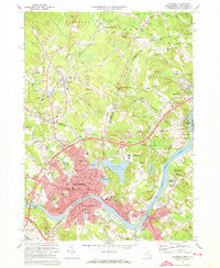 Download a high-resolution, GPS-compatible USGS topo map for Haverhill, MA (1973 edition)