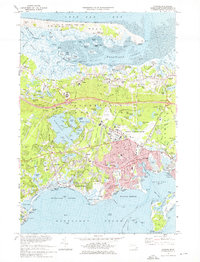 Download a high-resolution, GPS-compatible USGS topo map for Hyannis, MA (1976 edition)