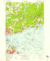 Download a high-resolution, GPS-compatible USGS topo map for Marblehead North, MA (1959 edition)