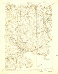 Download a high-resolution, GPS-compatible USGS topo map for Marion, MA (1936 edition)