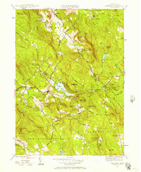 Download a high-resolution, GPS-compatible USGS topo map for Monterey, MA (1957 edition)