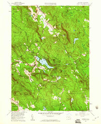 Download a high-resolution, GPS-compatible USGS topo map for Monterey, MA (1960 edition)