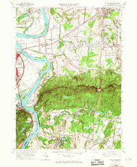 Download a high-resolution, GPS-compatible USGS topo map for Mt Holyoke, MA (1967 edition)