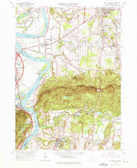 Download a high-resolution, GPS-compatible USGS topo map for Mt Holyoke, MA (1976 edition)