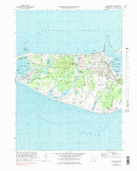 Download a high-resolution, GPS-compatible USGS topo map for Nantucket, MA (1978 edition)