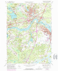 Download a high-resolution, GPS-compatible USGS topo map for Newburyport West, MA (1988 edition)