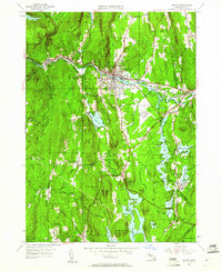 Download a high-resolution, GPS-compatible USGS topo map for Orange, MA (1961 edition)