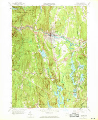 Download a high-resolution, GPS-compatible USGS topo map for Orange, MA (1969 edition)