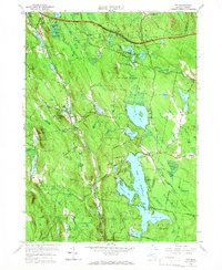 Download a high-resolution, GPS-compatible USGS topo map for Otis, MA (1966 edition)