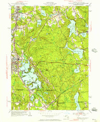 Download a high-resolution, GPS-compatible USGS topo map for Oxford, MA (1957 edition)