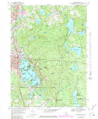Download a high-resolution, GPS-compatible USGS topo map for Oxford, MA (1979 edition)