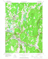 Download a high-resolution, GPS-compatible USGS topo map for Palmer, MA (1967 edition)