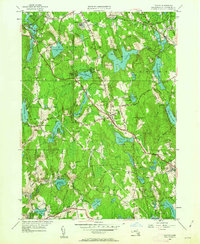 Download a high-resolution, GPS-compatible USGS topo map for Paxton, MA (1963 edition)