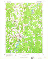 Download a high-resolution, GPS-compatible USGS topo map for Pepperell, MA (1967 edition)