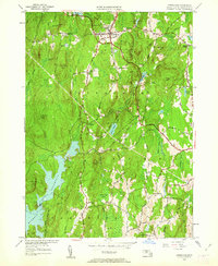 Download a high-resolution, GPS-compatible USGS topo map for Petersham, MA (1962 edition)