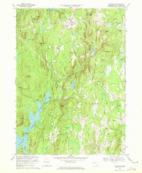 Download a high-resolution, GPS-compatible USGS topo map for Petersham, MA (1972 edition)