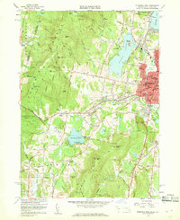 Download a high-resolution, GPS-compatible USGS topo map for Pittsfield West, MA (1960 edition)
